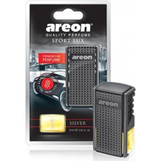 Ароматизатор воздуха Areon Car Blister Silver 8ml Sport Lux